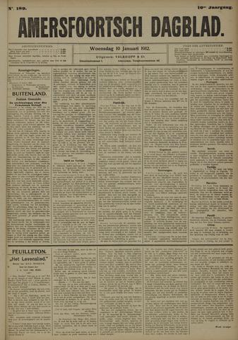 Amersfoortsch Dagblad 1912-01-10