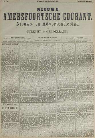 Nieuwe Amersfoortsche Courant 1891-09-30