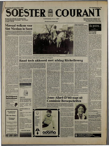 Soester Courant 1982-11-24