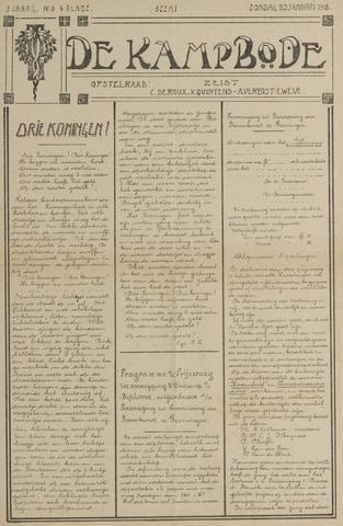 De Kampbode 1918-01-20