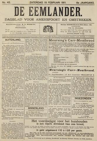De Eemlander 1911-02-18