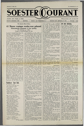 Soester Courant 1952-05-13
