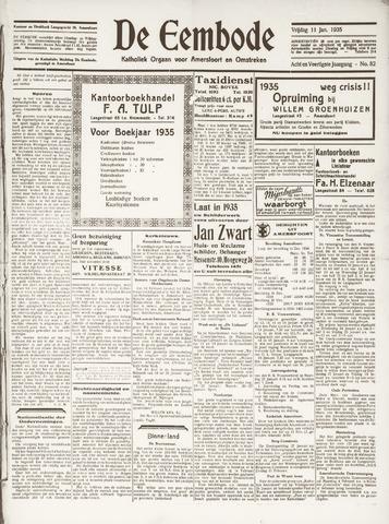 De Eembode 1935-01-11