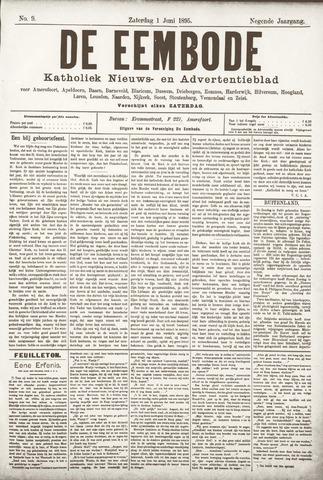 De Eembode 1895-06-01