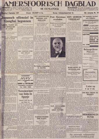 Amersfoortsch Dagblad / De Eemlander 1937-09-06