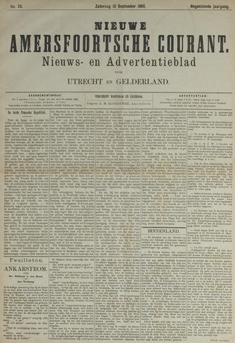 Nieuwe Amersfoortsche Courant 1890-09-13
