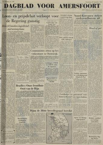 Dagblad voor Amersfoort 1950-09-28