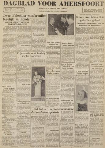 Dagblad voor Amersfoort 1947-01-30