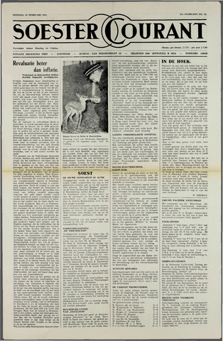 Soester Courant 1951-02-20