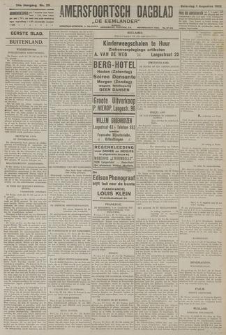 Amersfoortsch Dagblad / De Eemlander 1925-08-01