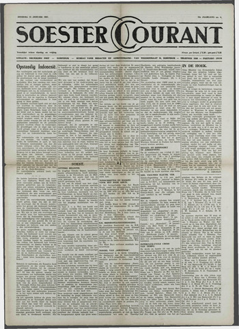 Soester Courant 1957-01-15