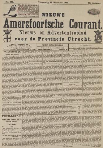 Nieuwe Amersfoortsche Courant 1913-12-17