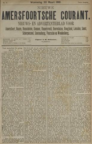 Nieuwe Amersfoortsche Courant 1881-03-30