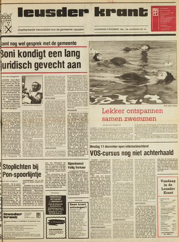 Leusder Krant 1984-12-06