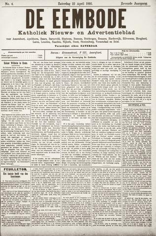 De Eembode 1893-04-22