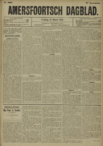 Amersfoortsch Dagblad 1910-03-18