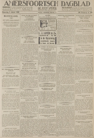 Amersfoortsch Dagblad / De Eemlander 1928-01-11