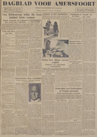 Dagblad voor Amersfoort 1947-05-10