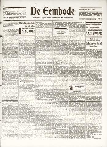 De Eembode 1934-09-11