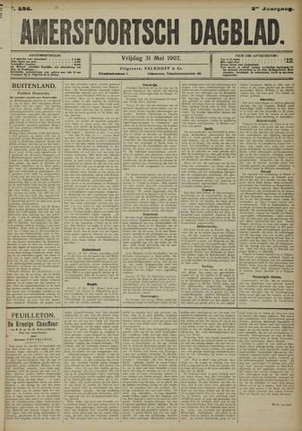 Amersfoortsch Dagblad 1907-05-31