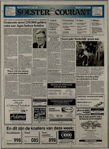 Soester Courant 1995-10-18