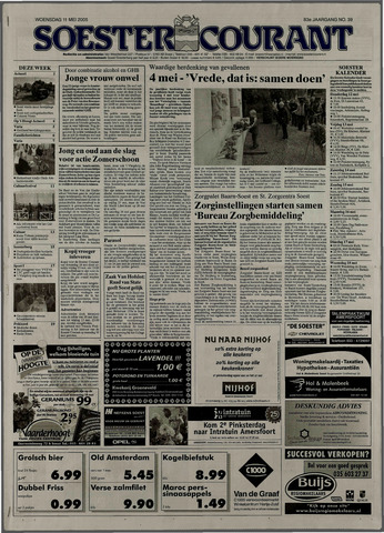Soester Courant 2005-05-11