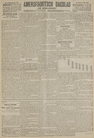 Amersfoortsch Dagblad / De Eemlander 1918-05-14