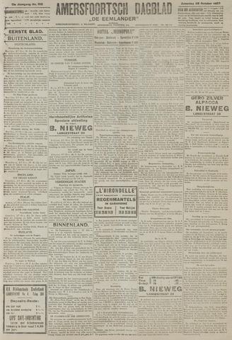 Amersfoortsch Dagblad / De Eemlander 1922-10-28
