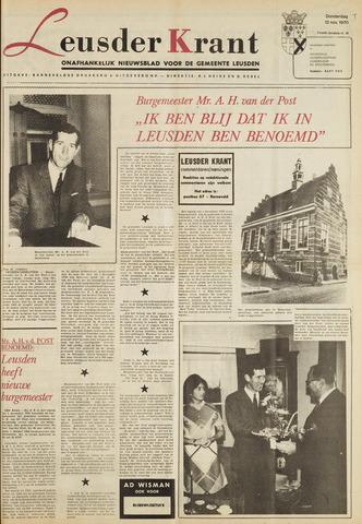 Leusder Krant 1970-11-12