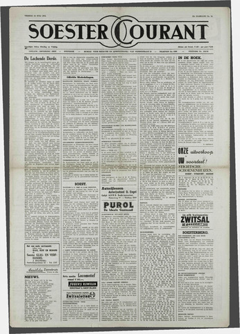 Soester Courant 1954-07-23