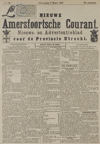 Nieuwe Amersfoortsche Courant 1917-03-07