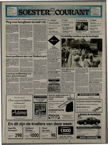 Soester Courant 1995-10-11