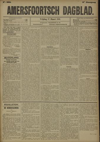 Amersfoortsch Dagblad 1911-03-17