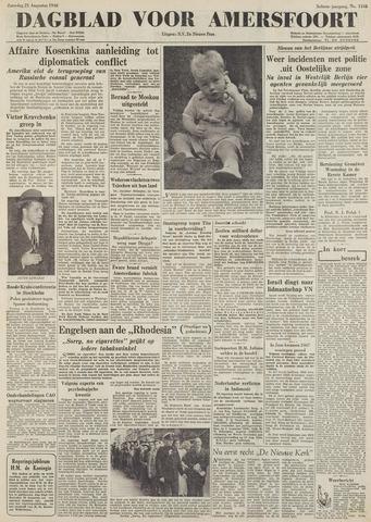 Dagblad voor Amersfoort 1948-08-21
