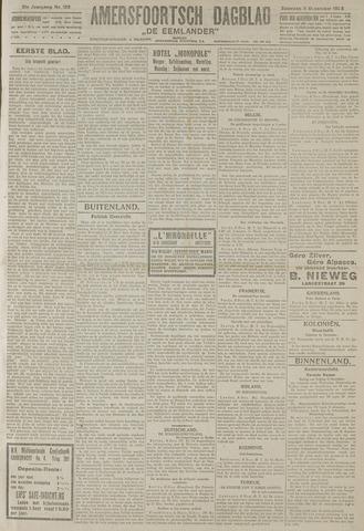 Amersfoortsch Dagblad / De Eemlander 1922-12-09