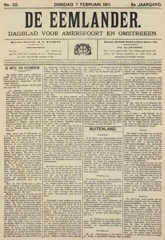 De Eemlander 1911-02-07