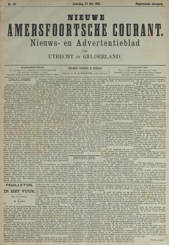 Nieuwe Amersfoortsche Courant 1890-05-24