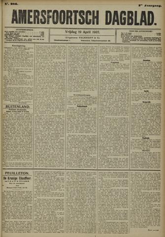 Amersfoortsch Dagblad 1907-04-19