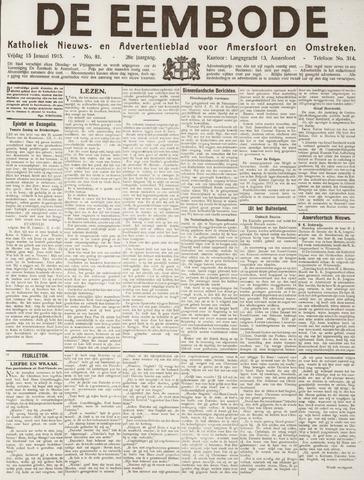 De Eembode 1915-01-15