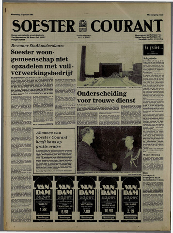 Soester Courant 1981-01-21
