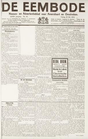 De Eembode 1914-05-29