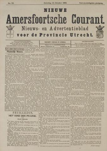 Nieuwe Amersfoortsche Courant 1905-10-14