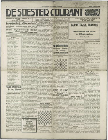 Soester Courant 1931
