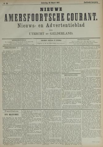 Nieuwe Amersfoortsche Courant 1887-03-26