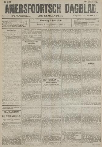 Amersfoortsch Dagblad / De Eemlander 1916-06-05
