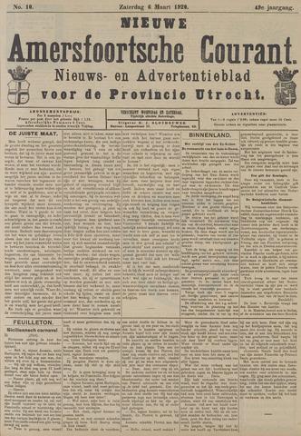 Nieuwe Amersfoortsche Courant 1920-03-06