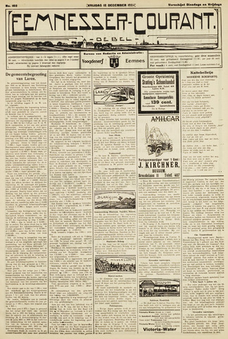 Eemnesser Courant 1924-12-12