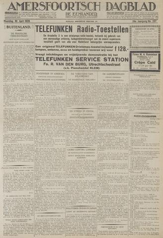 Amersfoortsch Dagblad / De Eemlander 1928-04-30