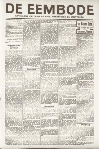 De Eembode 1920-08-10