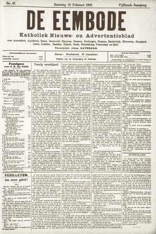 De Eembode 1902-02-22